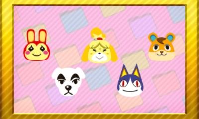 Animal Crossing New Leaf Set 23