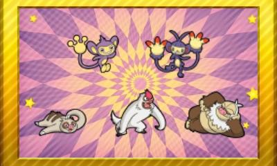 Pokemon Set 56