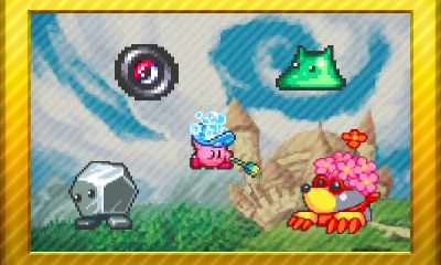 Kirby Keychain Series Set 17