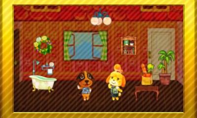Animal Crossing Happy Home Designer Set 2