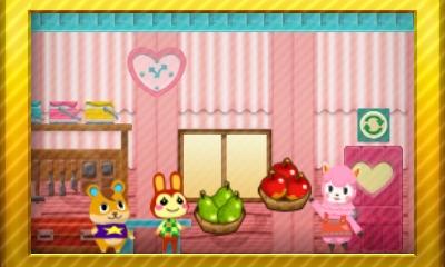 Animal Crossing New Leaf Set 21