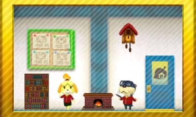 Animal Crossing New Leaf Set 35