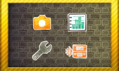 Legend of Zelda A Link Between Worlds Set 1