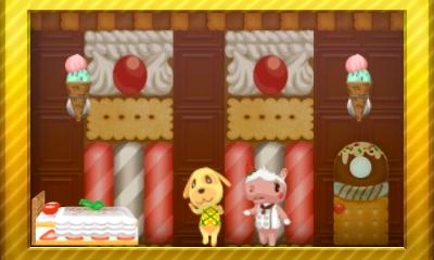 Animal Crossing New Leaf Set 40