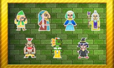 Legend of Zelda A Link Between Worlds Set 5