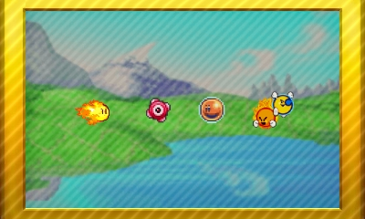 Kirby Keychain Series Set 3