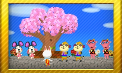 Animal Crossing New Leaf Set 53