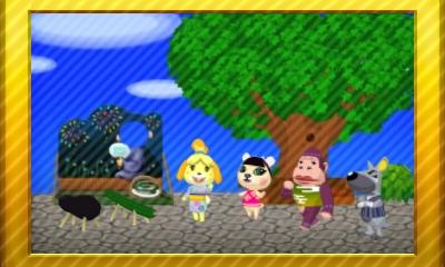 Animal Crossing New Leaf Set 68