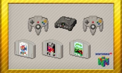 Pixel Collection Set 20