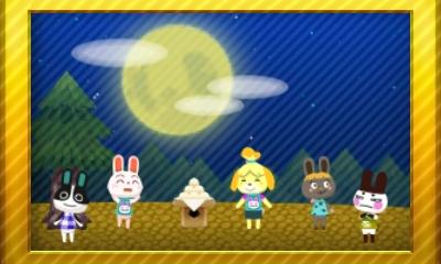 Animal Crossing New Leaf Set 37