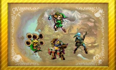 Legend of Zelda Majoras Mask Set 12