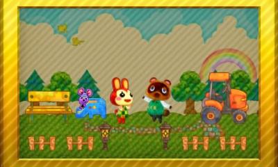 Animal Crossing Happy Home Designer Set 6