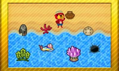 Animal Crossing New Leaf Set 13