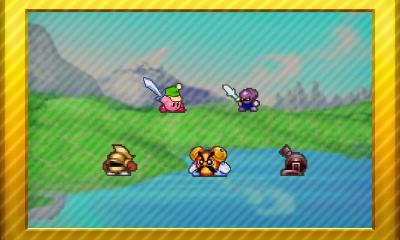 Kirby Keychain Series Set 2