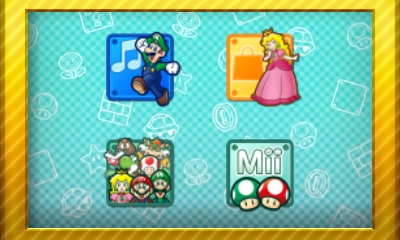 Mario and Friends Set 1
