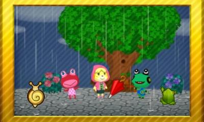 Animal Crossing New Leaf Set 57