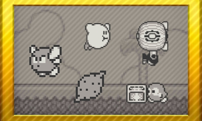 Kirby Keychain Series Set 7