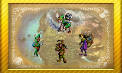 Legend of Zelda Majoras Mask Set 13