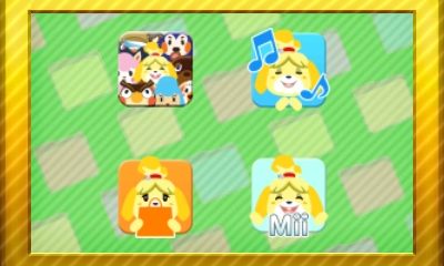 Animal Crossing New Leaf Set 65