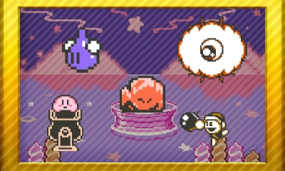 Kirby Keychain Series Set 12