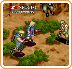 Shock Troopers Icon