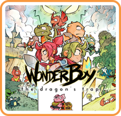 Wonder Boy The Dragon's Trap Icon