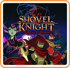 Shovel Knight Specter of Torment Icon