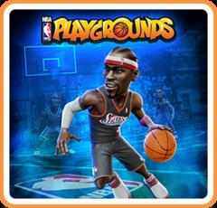 NBA Playgrounds Icon