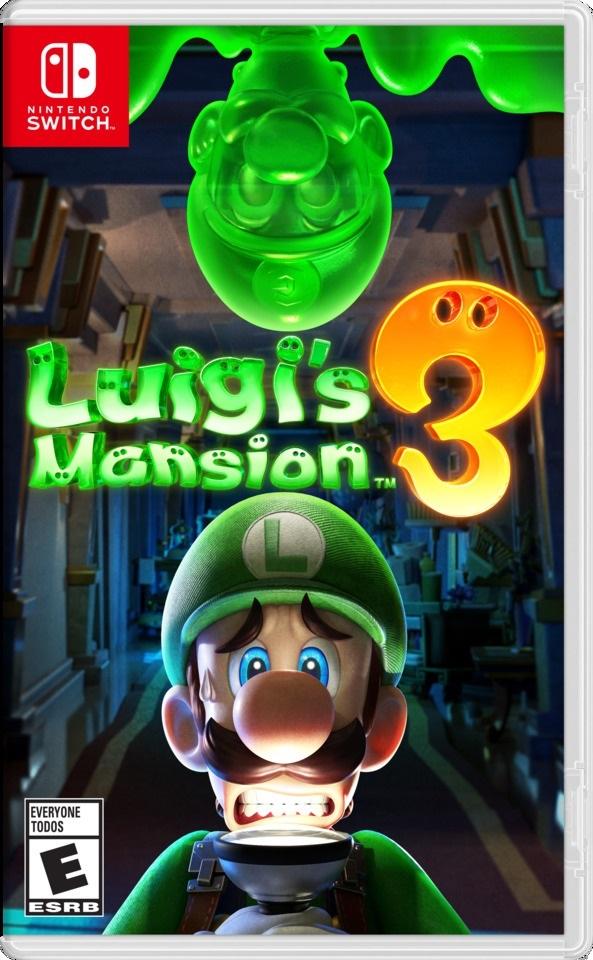 Luigi S Mansion 3 Nintendo Switch Wiki Fandom