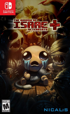 The Binding of Isaac Afterbirth Cover