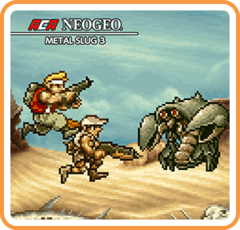 Metal Slug 3 Icon