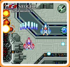 Alpha Mission II Icon