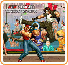 The King of Fighters '94 Icon