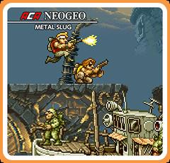 Metal Slug Icon