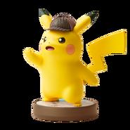 Amiibo - Detective Pikachu (alt 2) (no shadow)