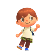 Animal Crossing New Horizons - Character artwork 01