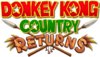 Donkey Kong Country Returns logo