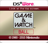 Game and Watch Ball