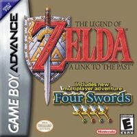 Legend of Zelda A Link to the Past and Four Swords (NA)