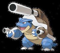 Mega Blastoise - Pokemon X and Y