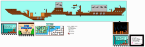 SMB3 World 5-Airship