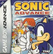 Sonic Advance (NA)