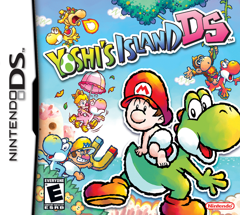 Yoshi's Island DS (NA)