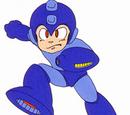 Mega Man Clone