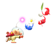 Hey! Pikmin - Character artwork 05