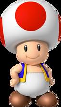 Toad NSMBW