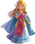 Zelda (A Link Between Worlds)