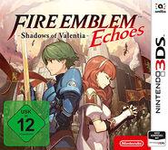 Fire Emblem Echoes Shadows of Valentia (DE)