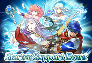 Fire Emblem Heroes - Summoning Banner - Starter Support - Hero Fest