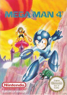 Mega Man 4 (EU)